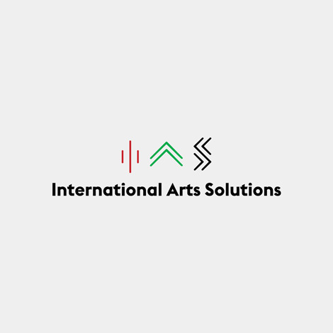IAS International logo - Hamilton Ontario Logo Design